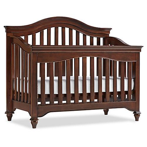Taylor Classic Convertible Crib, Auburn