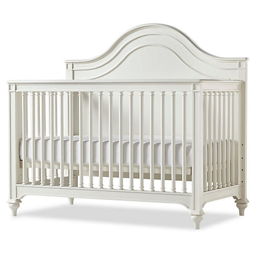 Jess Convertible Crib, White