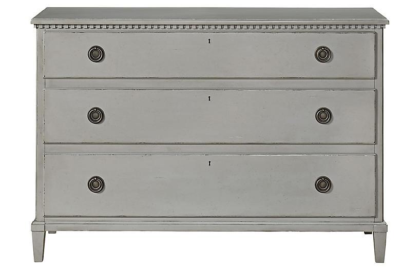 Monett Dresser, Gunmetal