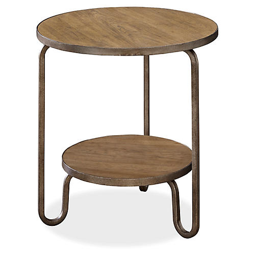 Darby Side Table, Natural