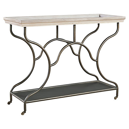 Elan Console, Whitewash