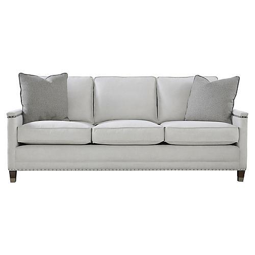 Merrill Sofa, Gray Crypton
