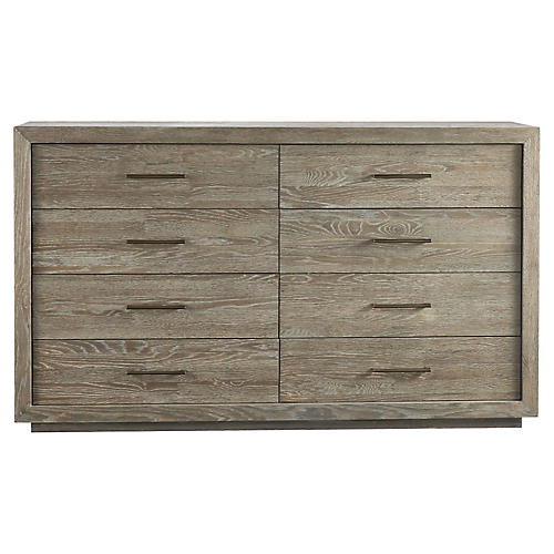 Wilshire Dresser, Graywash