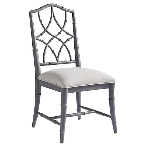 Keeping Room Side Chair, Gray