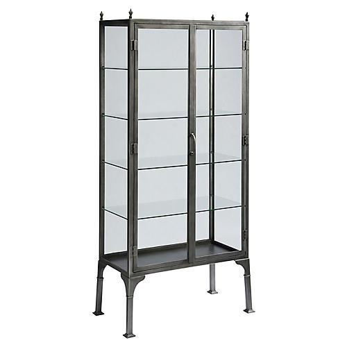 Curiosities Cabinet, Gray