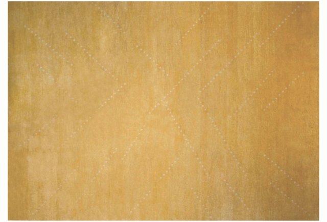 5' x 7' Madison Rug, Gold/Cream