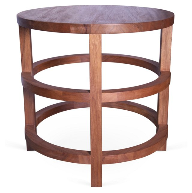 Dara Round Side Table