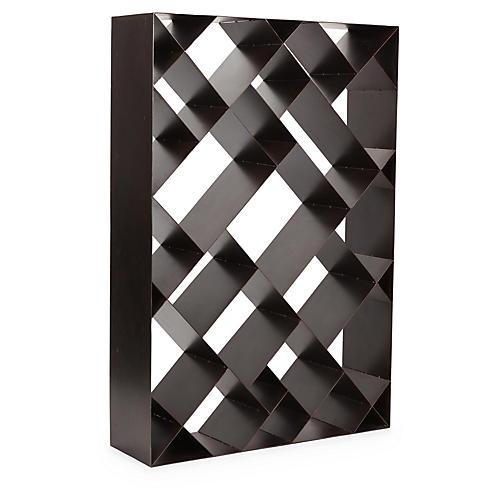 Small Diagonal Bookcase