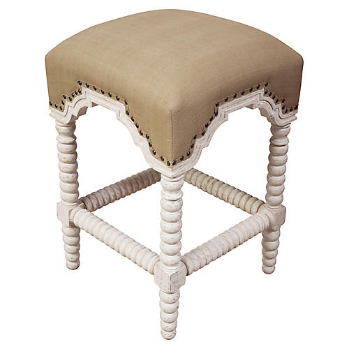 Abacus Counter Stool