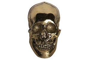 "8"" Mysterious Decorative Skull"
