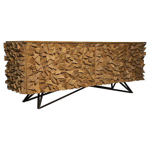 New York Sideboard, Natural