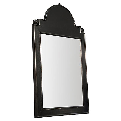 "Jess 26""x41"" Mirror, Black"