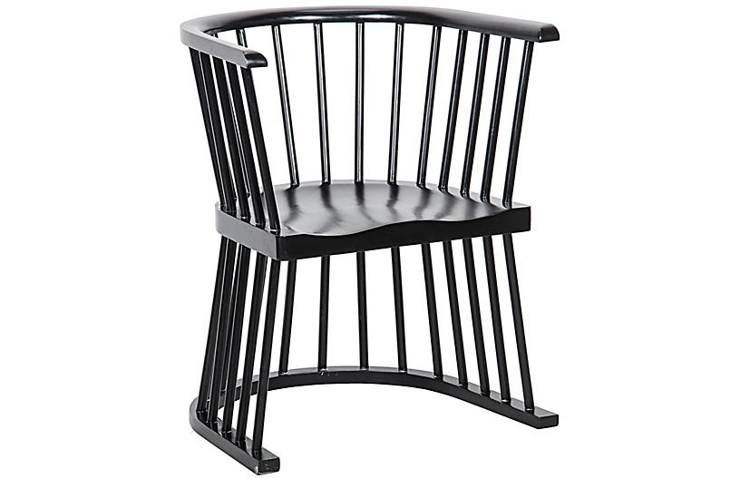 Bolah Chair, Black
