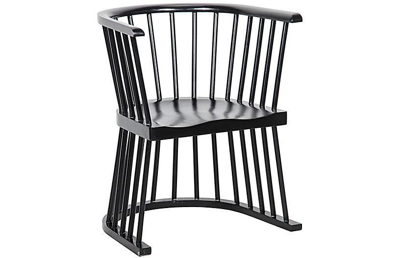 Bolah Chair, Black
