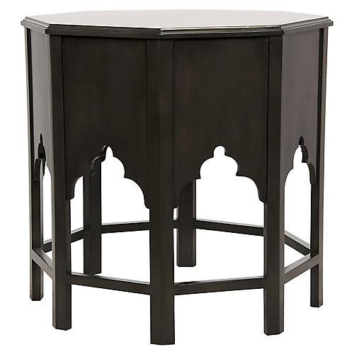 Damascus Side Table, Java