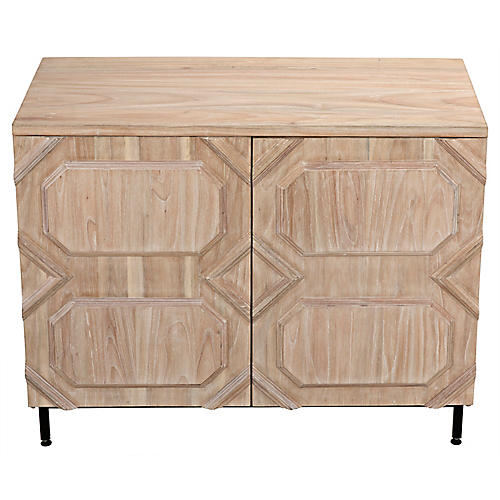 Jericho Cabinet, Natural