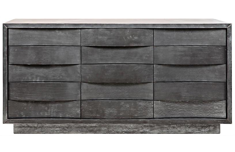 Godard Dresser, Zinc