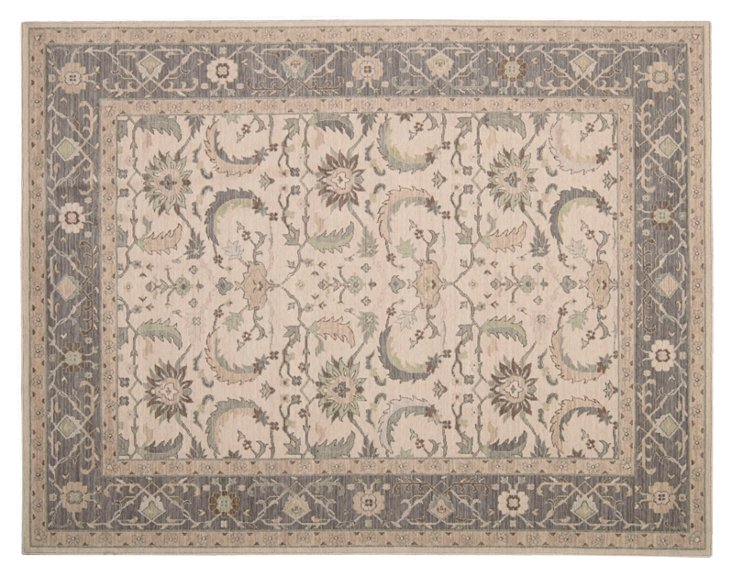 Belmont Rug, Ashwood