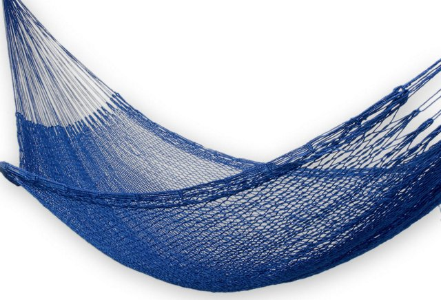 Classic Single Hammock, Blue