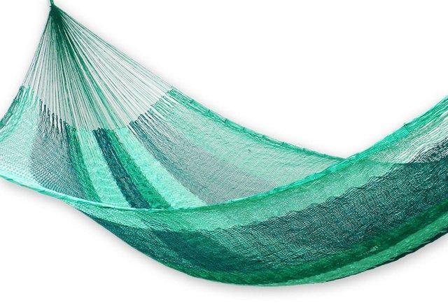 Classic Single Aqua Hammock, Green