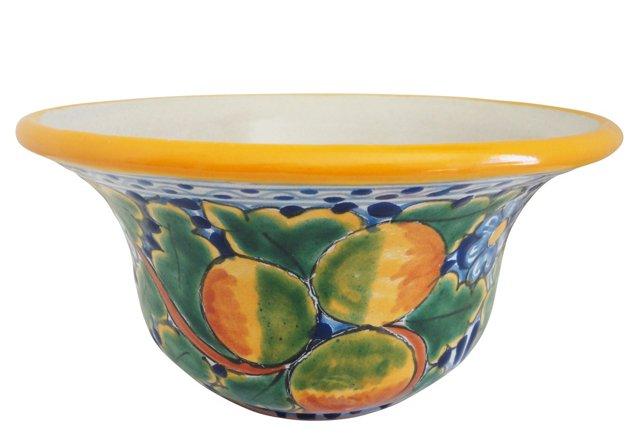 Fruit Talavera Bowl, Multi