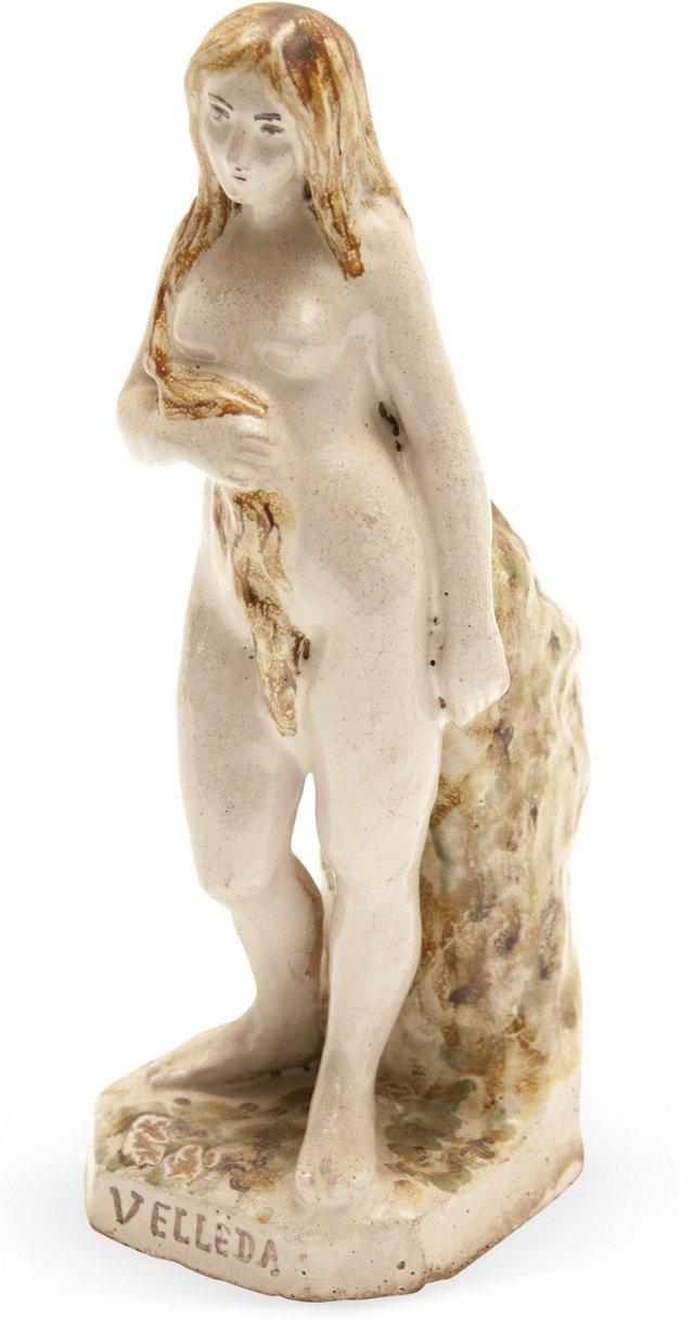 Antique Figure, Velleda