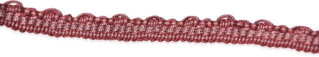 2-Tone Purple Silk Gimp Trim, 5 Yds.