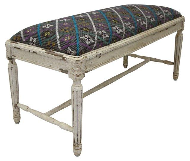 Viv Vintage Style Bench