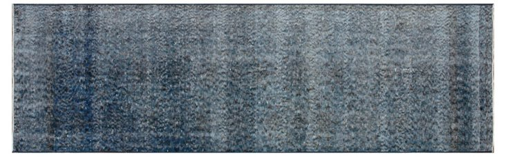"2'10""x9'1"" Ivo Runner, Blue"