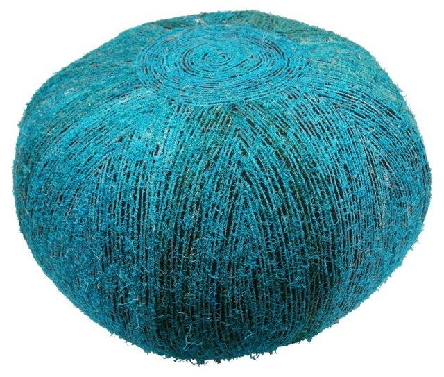 Gabriella Pouf, Turquoise