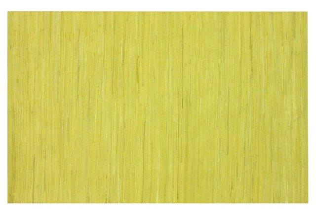 Ash Rug, Chartreuse