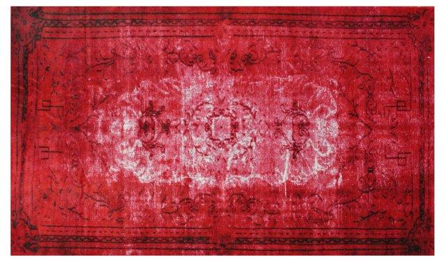 Elva Rug, Red