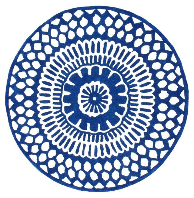 Phedera Rug, Blue