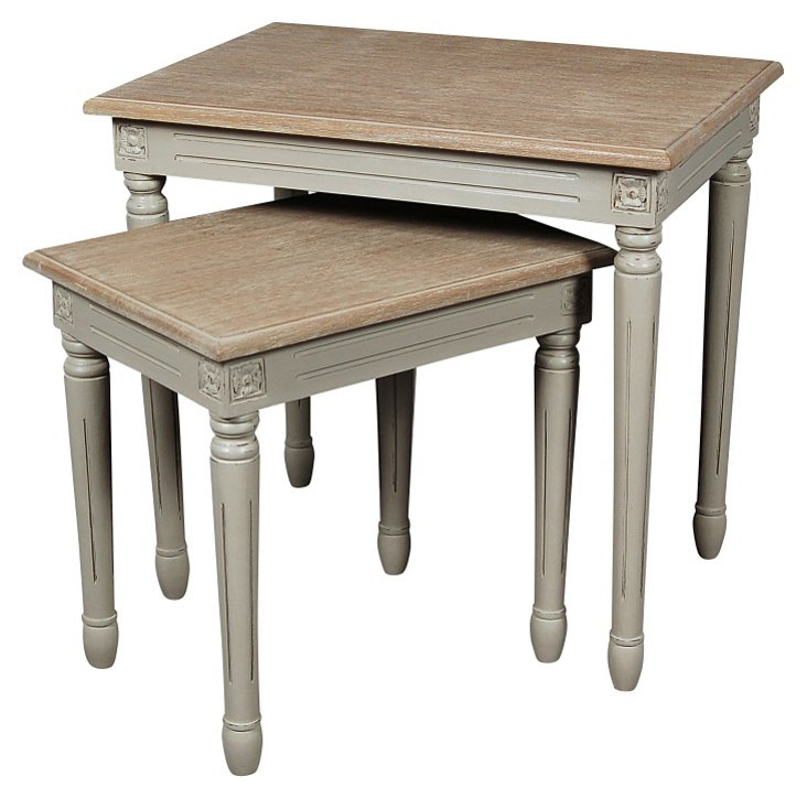 William Nesting Tables