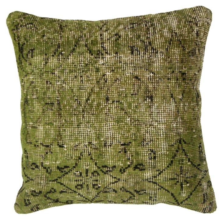 Goleta 20x20 Pillow, Olive