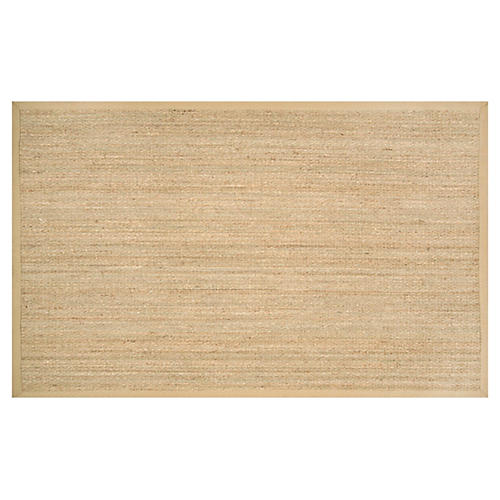 Berit Sea-Grass Rug, Beige