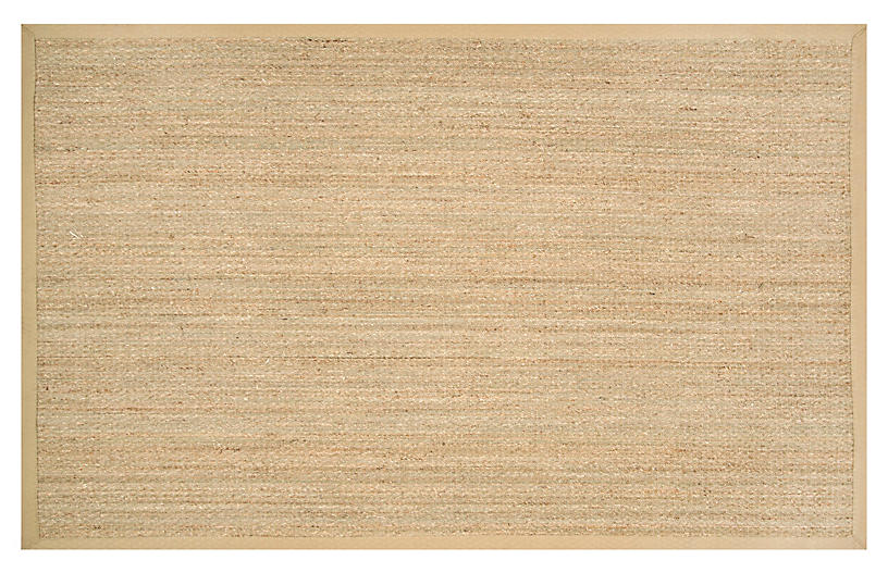 Berit Sea-Grass Rug, Beige