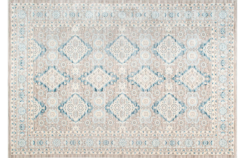 Frenchie Rug - Taupe