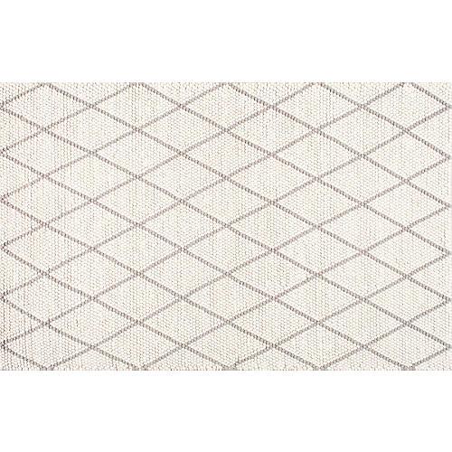 Topanga Rug, Ivory/Gray