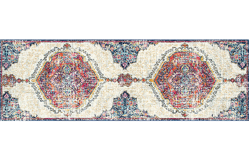 Melanie Rug Red Multi Traditional Rugs By Style