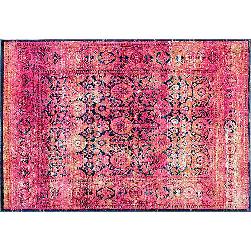 Swinton Rug, Blush