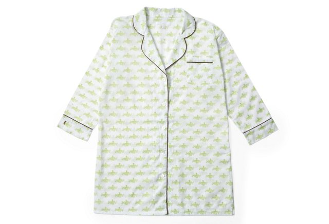 Octopus Lorient Nightshirt, Lime