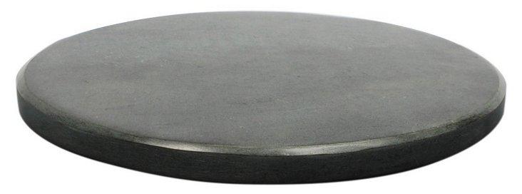 DNU Soapstone Plate, Small