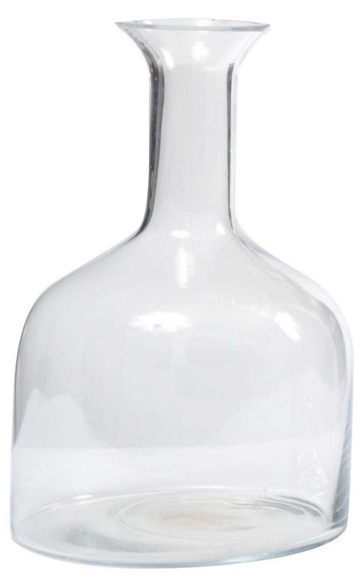 Glass Bottle, Small