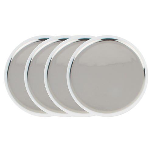 S/4 Dauville Coasters, Platinum