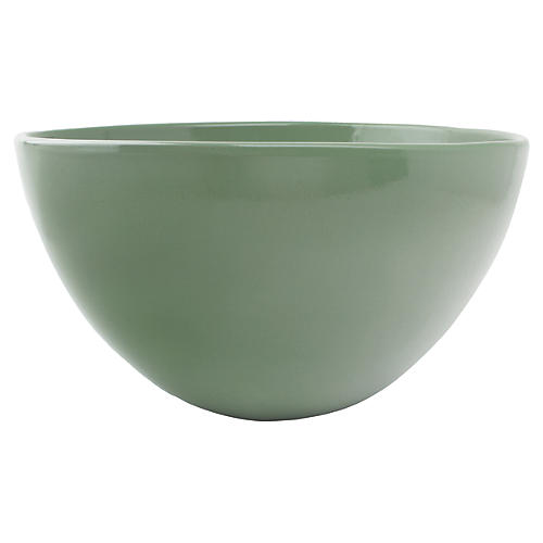 Sintra Extra Large Bowl, Green