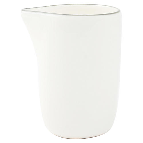 S/4 Abbesses Creamers, Gray Rim