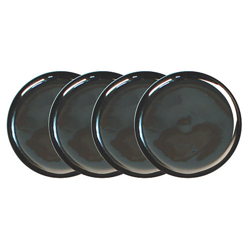 S/4 Dauville Coasters, Charcoal