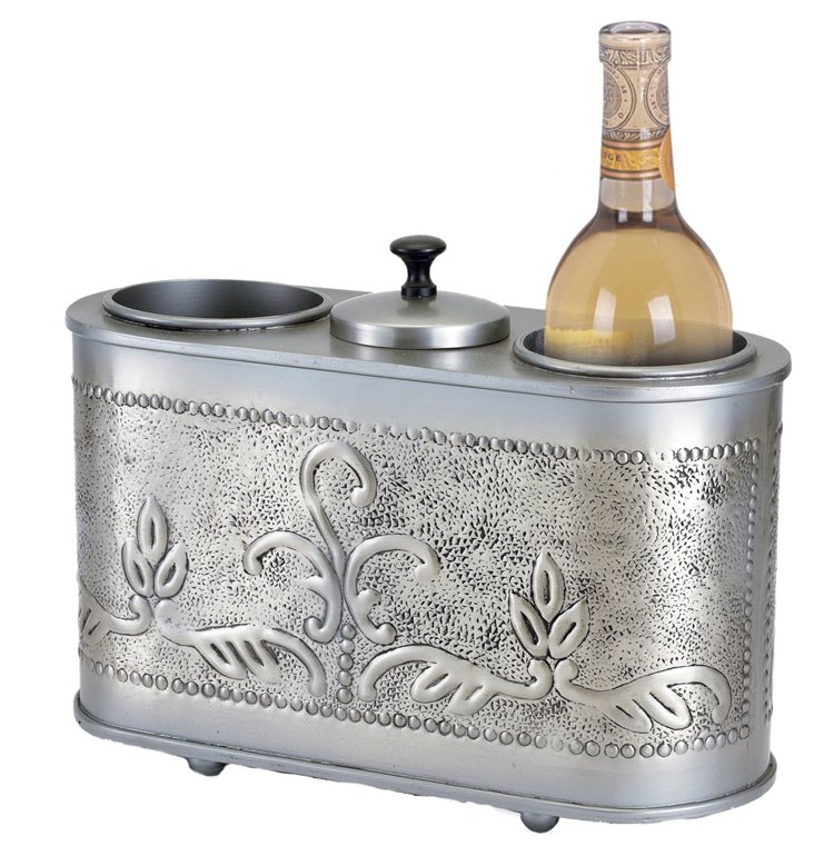 2-Bottle Victoria Wine Chiller