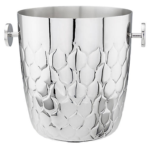 Noella Champagne Bucket, Silver
